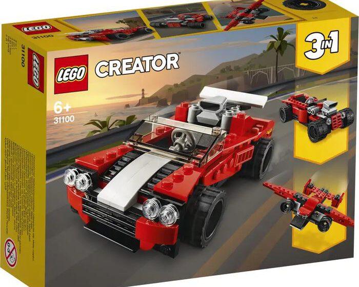 Czy warto kupić dziecku klocki LEGO?
